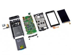 تعمیرات موبایل sony
