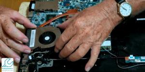 تعمیر سخت افزاری لپ تاپ سونی