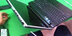 تعمیر لپ تاپ vaio