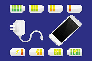تعمیر باتری موبایل سونی