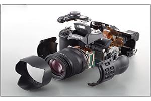 آموزش تعمیرات دوربین عکاسی سونی