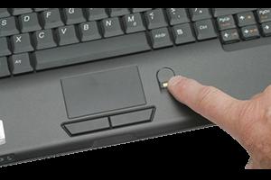 فعالسازی فینگر پرینت لپ تاپ سونی