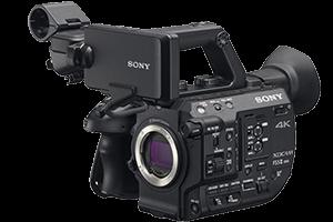 دوربین حرفه ای سونی FS5 II