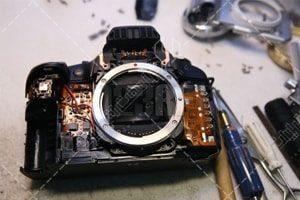 آموزش تعمیر دوربین سونی
