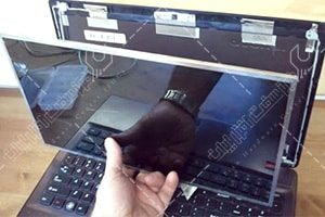 تعمیر ال سی دی لپ تاپ سونی