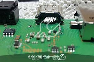 تعمیر HDMI تلویزیون سونی