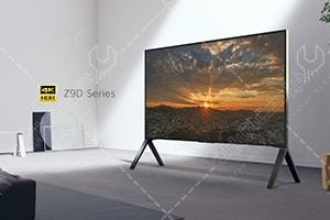 تلویزیون ال ای دی Z9D سونی