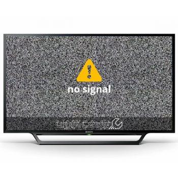 تلویزیون سونی سیگنال ندارد
