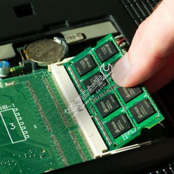 ارتقا حافظه لپ تاپ