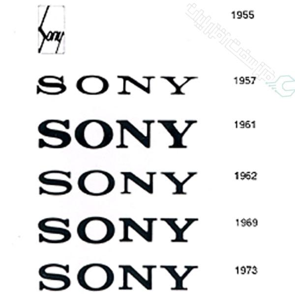 تاریخچه برند سونی