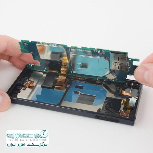 تعمیر و تعویض cpu موبایل سونی