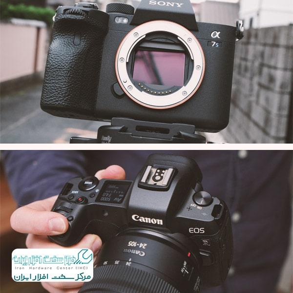 داغ شدن دوربین a7S III سونی