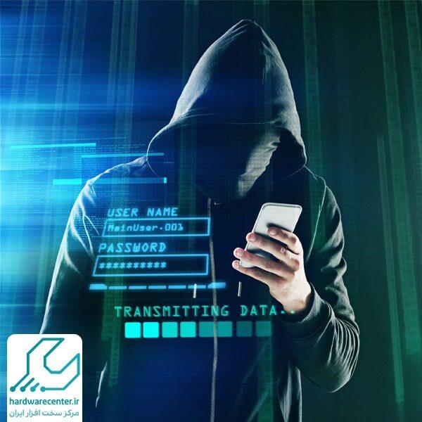 هک شدن گوشی