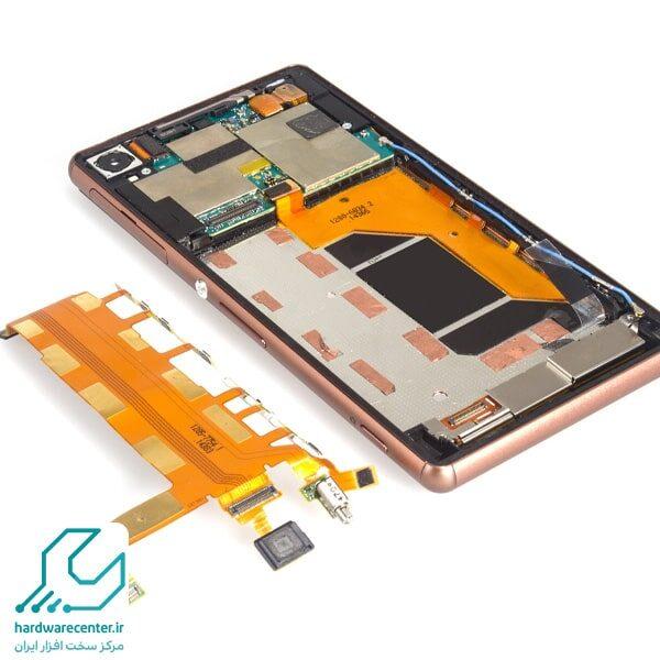 تعمیر برد موبایل سونی