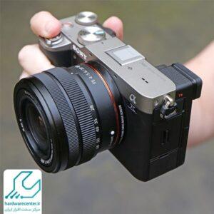 اعطای امتیاز 95 به دوربین A7c سونی