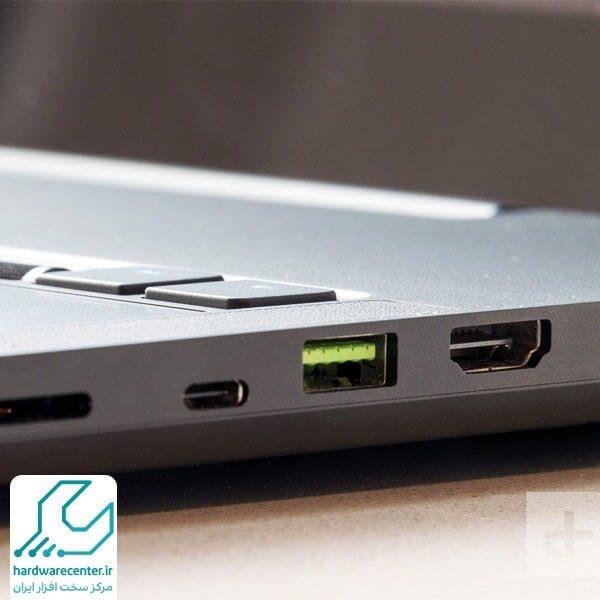 کار نکردن پورت USB لپ تاپ