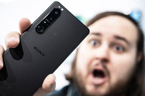 بهترین گوشی های سونی 2021