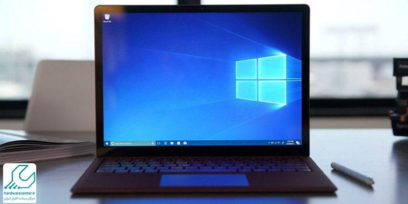 آموزش نصب ویندوز در لپ تاپ سونی