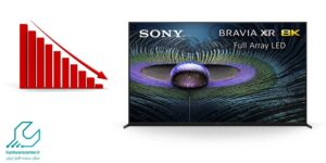 کاهش قیمت تلویزیون های سونی